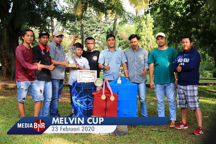 THOR TAMPIL SANGAR DI MELVIN CUP