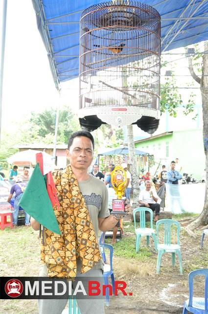Murai Buldoser Sabet Juara  Pertama