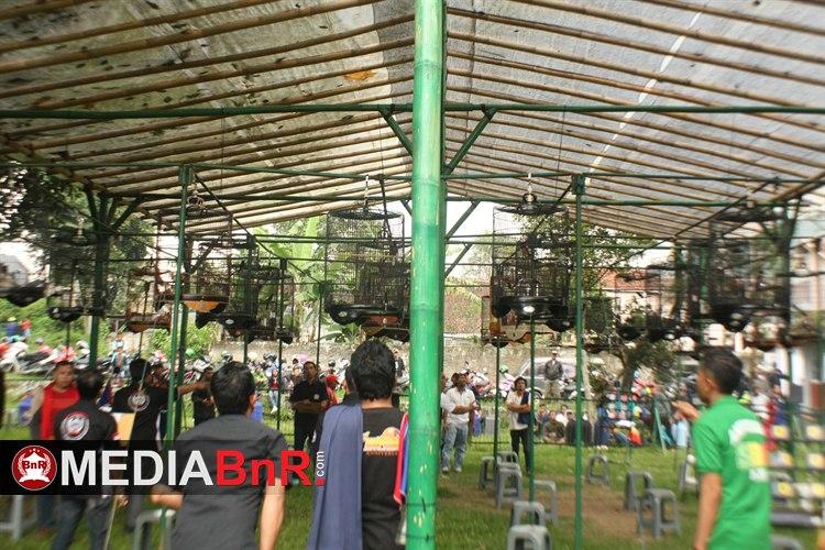 Launching Exclusive BnR 36 Lembang Dibanjiri Peserta