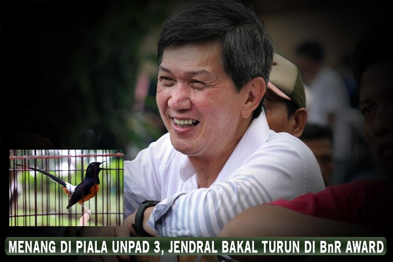 Menang Di Piala Unpad 3, Jendral Bakal Turun Di BnR Award