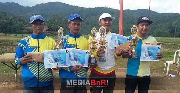 Samai Rekor Ga Diwonosobo, Mutiara Team Borong Juara