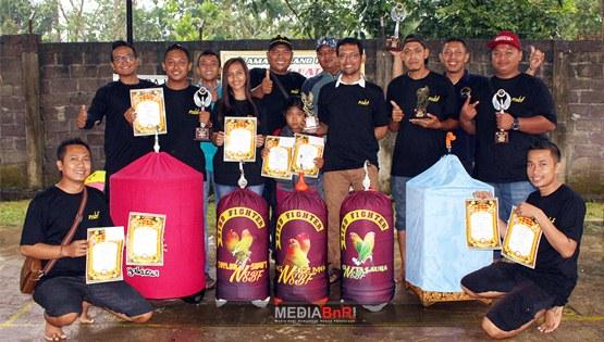 Raja Lenong dan Raja Kosek Berbagi Gelar, Lucky Sabet Kelas VIP