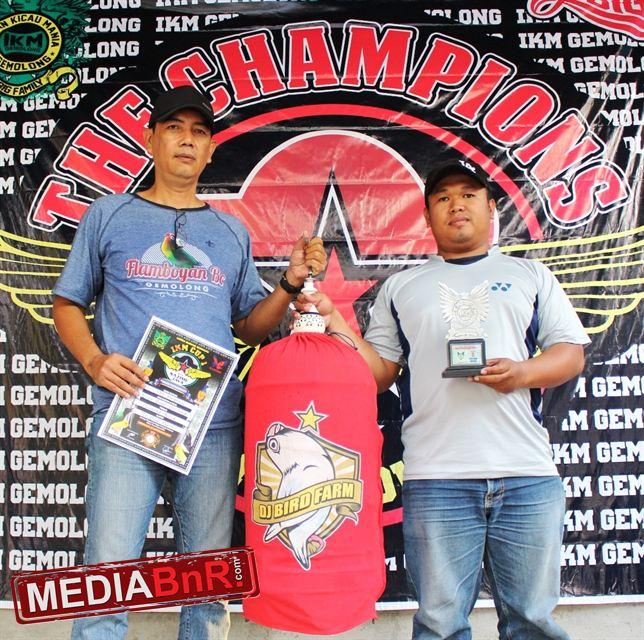 Nanang Kris Crew DJ BF. DJ Pesona Juara 3 LB Bintang