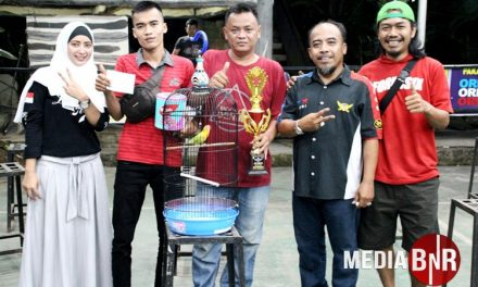 Borong Juara Dikelas Lovebird, Pusoko Sukses Cetak Hattrick!!