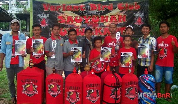 Lewat Marques dan Warteg , Viki Team Borong Juara