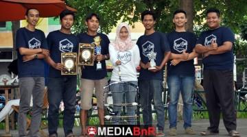 Narto Bersama Crew Siap Kawal Penampilan Baduy Ke Road To Bang Boy Cup