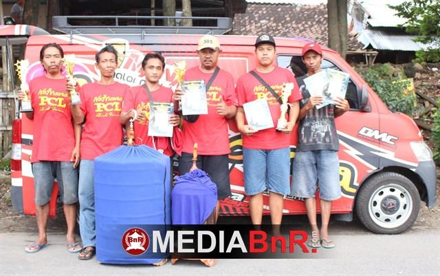 Nathania PCL Borong Juara, Gantangan Mina Padi Makin Ramai