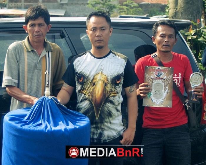 New Kiatsu & Executor Berbagi Singgasana