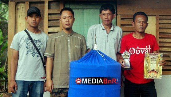 Aksi New Kiatsu, Raden Kancil, Rancingeus Mencuri Perhatian
