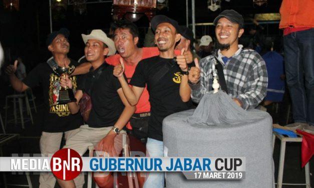 Guncang Gubernur Cup Jabar