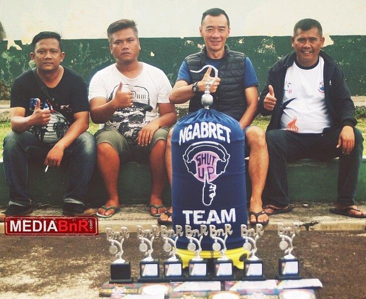 Bad Boy Double Winner, Ngabret Team & HYS BF Berkibar