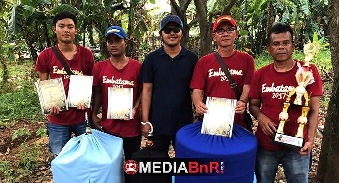 Sentuhan Magis Vitarest, Manny Packiaou Taklukan Mahakarya Indonesia Championship