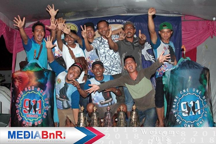 Nine One One SF Surabaya koleksi 3 Trophy bergengsi Jogja istimewa, siap menuju Piala Presiden Jokowi Cup