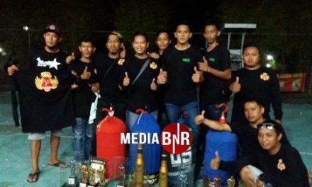 Samurai, Rencong & Heyda Unjuk Gigi di Piala Arhanud