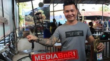 NinjaGo milik Atie JM Buktikan  Prestasi