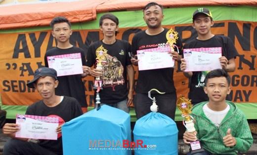 Fortuner Raih Double Winner, Roro Terbaik Kelas VIP