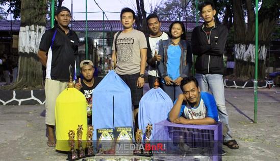 Green Devil's Jadi Ancaman – Komo dan Asu Kabeh Raih Double Winner