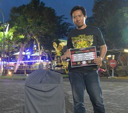 Sendiko SF Semarang Tak Lekang Orbitkan Gaco Cendet, Semut Hitam Nyaris Double Winner