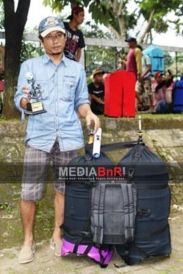 Nur Iman Jaya - Ababil Boyong Runner up