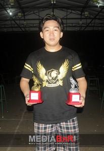 Tanto Tan Pentolan dari Predator Team Sukses Boyong Trophy Exclusive di Sesi Ciblek