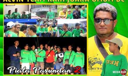 Alvin Team Raih Juara Umum – Penampilan Ketu Tetap Terbaik