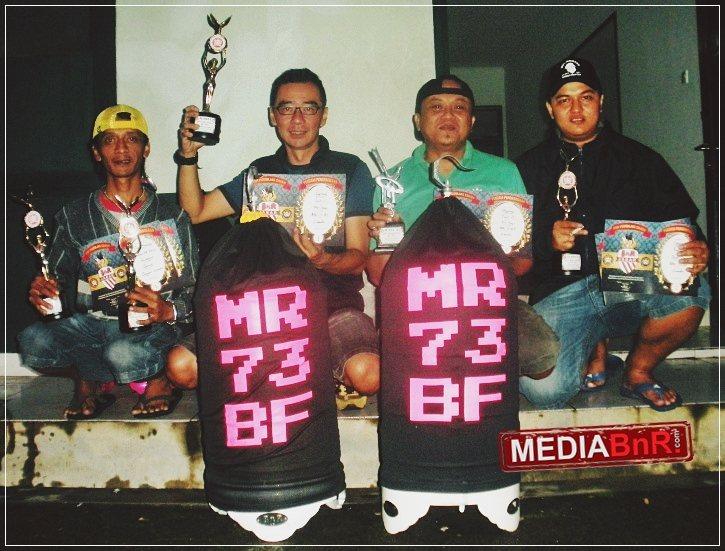 Alam, Raja Kancil, Jaka Baring double winner… Odyssey & Dewi Amel Mempesona