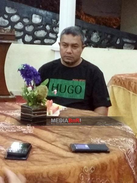Oki Parman Pembina BnR Indonesia Sumbar