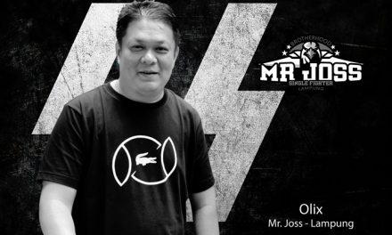 Squad Mr. Joss Raih Dua Juara Murai Batu Best of the Best