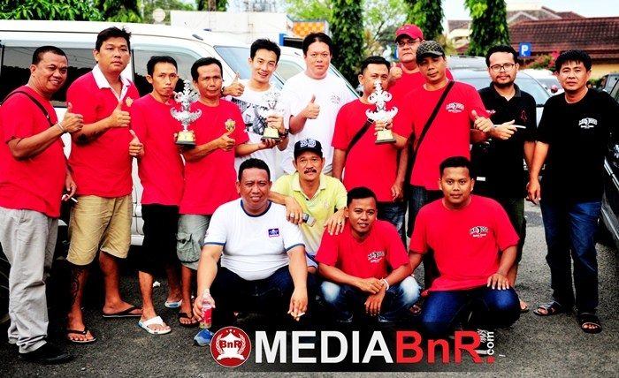 Olix bersama crew Mr Joss kawal Bento raih double winner