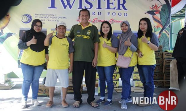 Twister Pakannya Sang Juara,Raja Tega Kian Ganas, The Rock Upin Saling Intai