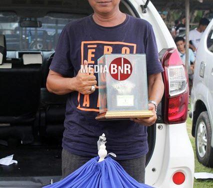 Nyaris Taklukkan Candi Borobudur Cup 1, Bekicot Menggila Di Piala Bupati Jepara