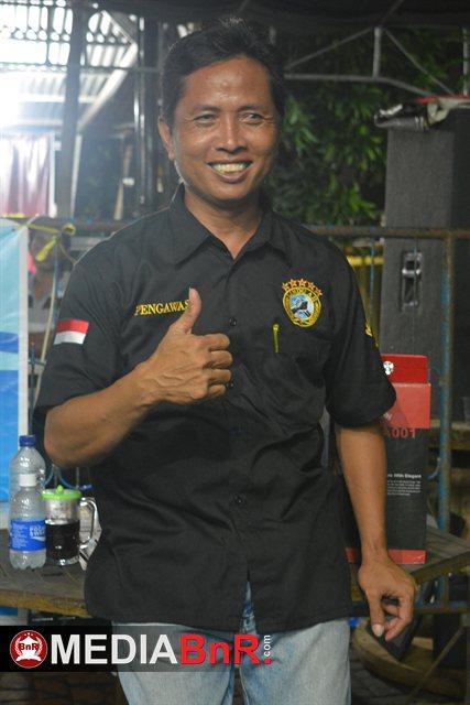 Om Yoyok LA selaku Ketua Pelaksana