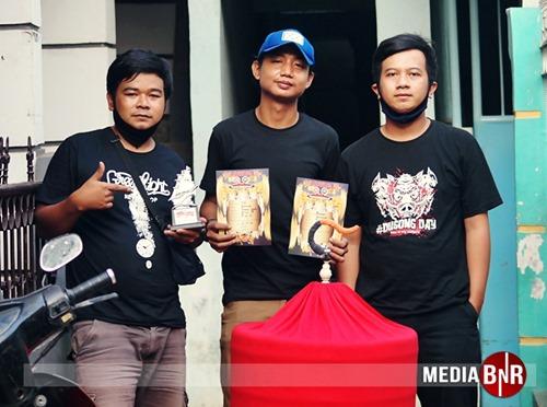 Torehan Apik dari: OROK, BSA, RASPATI, FANTASTIC & JAGUAR di ROAD TO BnR SATOE – BnR Leuweungtiis Bandung