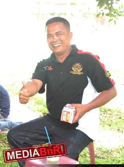 Oyong Boy Selaku Koordinator Lomba