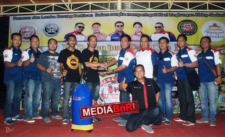 Oyong Zams sukses raih juara umum Sf