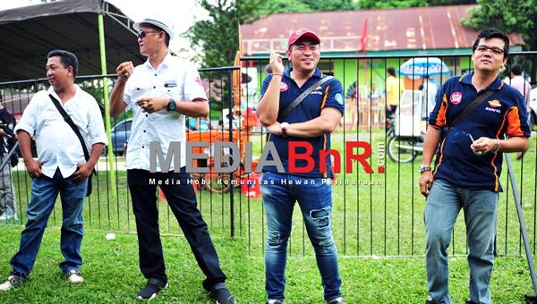 Duta Soeharto Cup Jambi Gempur Muara Enim