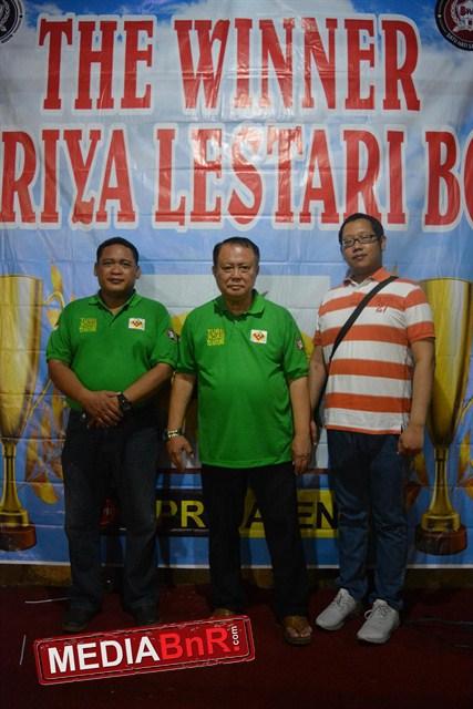 P. Zaenuri TVRI, P. Eka (owner Griya Lestari) & P. Budi BPR Jateng