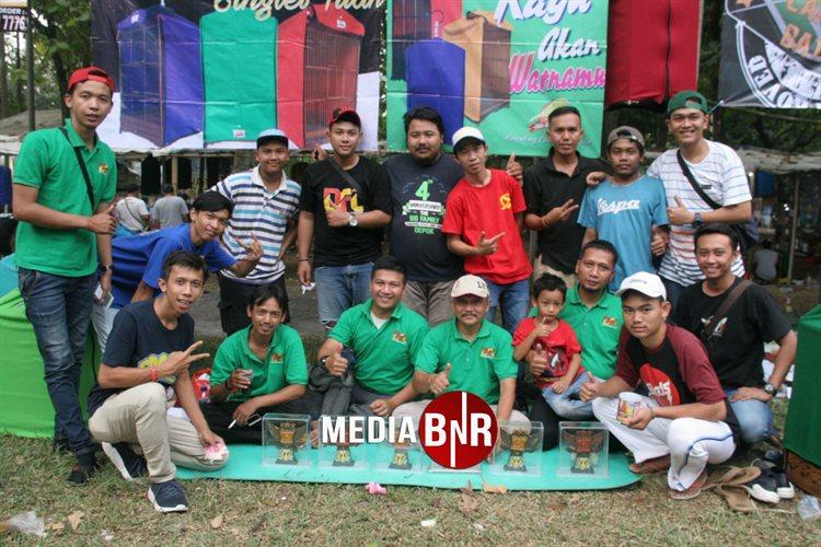 Royal Cup XVIII Jakarta – Dibuka 5 Kelas Kenari, Panitia Raup Dukungan Komunitas Kenari se – Jabodetabek