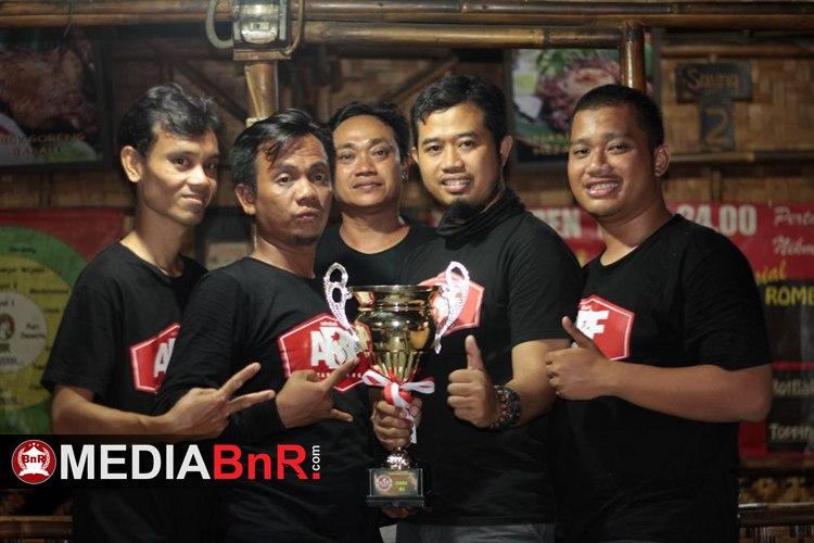 Juara Umum di Tangerang Kota Cup 1, Sahabat ABF Akan Road Show ke Piala Citra Indonesia &Andika Cup 1