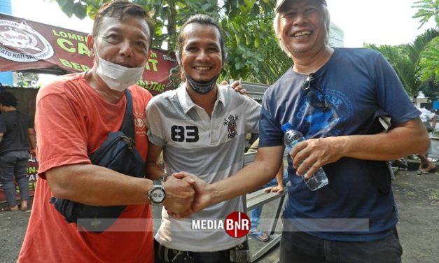 Latber New BnR Prasetya Dikawal Langsung Waka BnR Jabodeksi – Even Bekasi Bersatu Banjir Dukungan