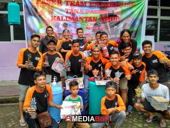 Galeri Lomba BnR Paser Team – Kalimantan Timur (11/6/2017)