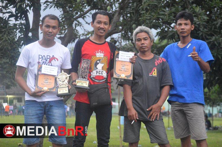 PCC sapu bersih kelas cendet usung Rolling Stone debutan Arief DH