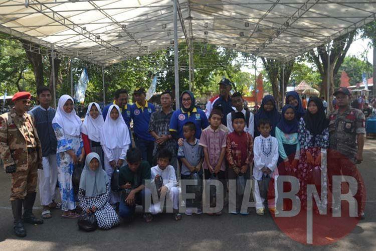 Kacer Hipnotis Bikin Ulah di 1 Tahun Pasti (Pasangan Aziz – Eti ) Feat BnR Indonesia