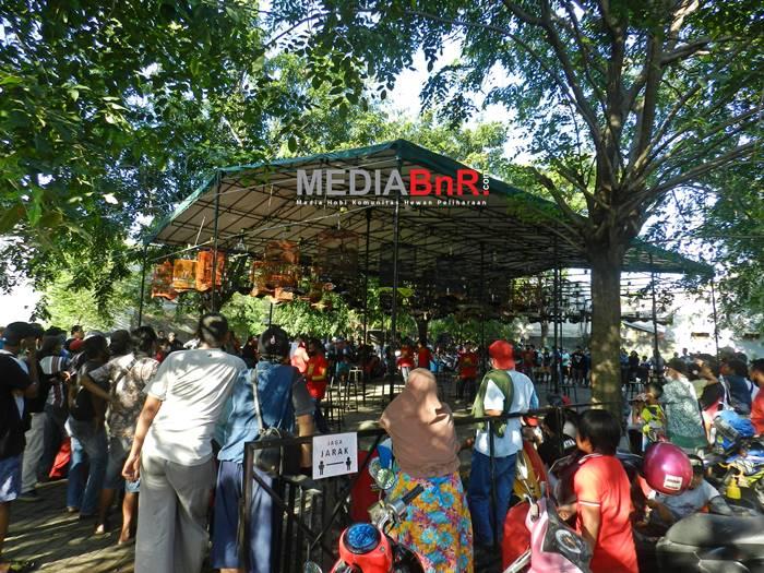 Latpres Rasa Lomba di Kirana Independent