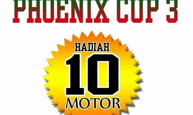 Phoenix Cup 3 – Even Pembuka Awal Tahun 2019