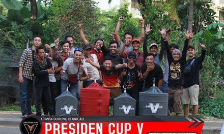 Pondok Bambu Team Eksis di Presiden Cup V