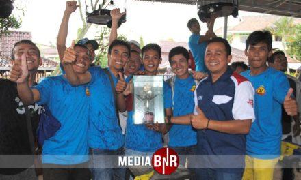 Rajai Kelas Ring Road To Candi Borobudur Cup Garut