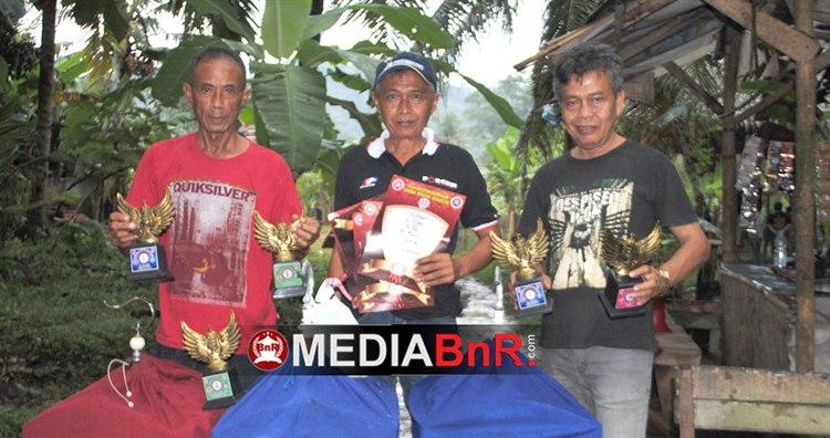 Lewat Raja Goyang Dan Dolar H. Toni Tasik Borong Juara