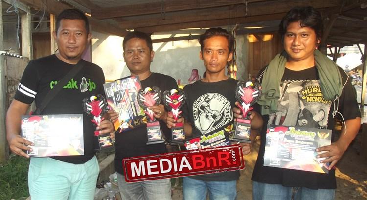 Wow…! Hercules dan Bagus Cheka Fantastis, CK Pasundan Borong Juara