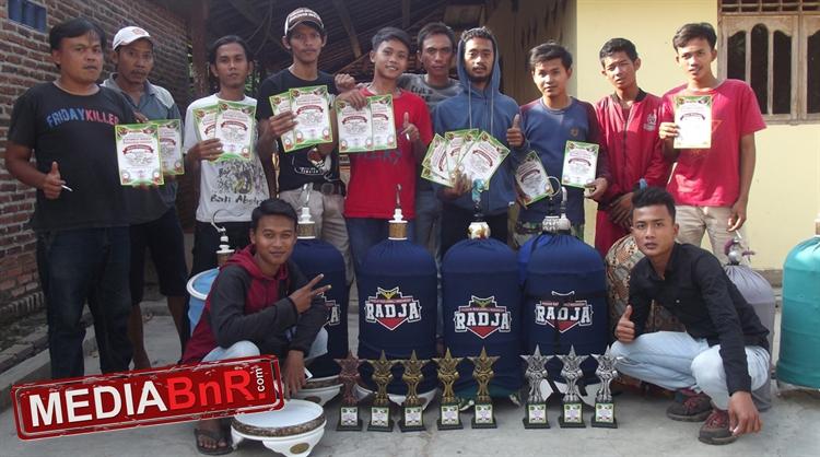 J Gass Team Borong Juara di Lb, Boruto Terbaik di Pleci